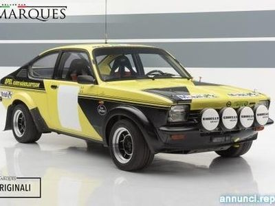 usata Opel Kadett GTE 1900 Gr. 2 Bassano del Grappa