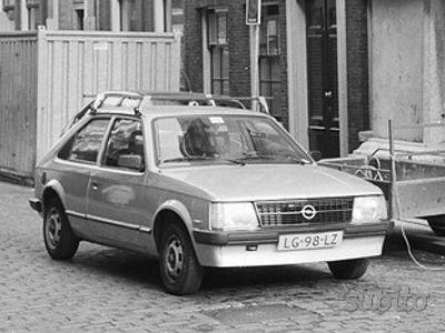 used Opel Kadett E - 1984