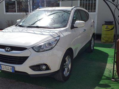 used Hyundai ix35 2.0 crdi 140 cv 4x4 inseribile - 2011