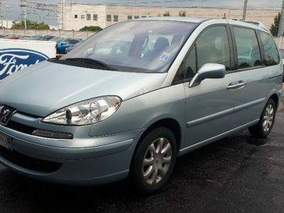 usata Peugeot 807 HDi FAP SV usato