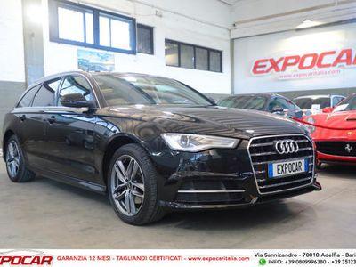 usata Audi A6 Avant 2.0 TDI 190 CV ultra S tronic S line