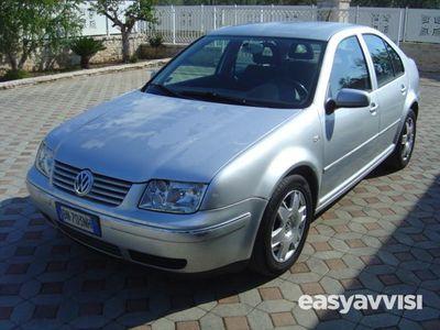 brugt VW Bora TDI/115 CV Highline