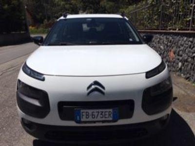 begagnad Citroën C4 Cactus 1.6 Blue-HDI