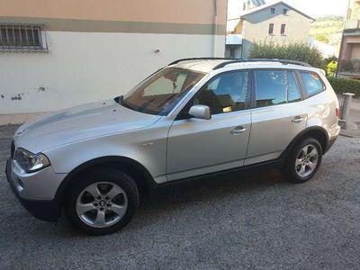usata BMW X3 2.0 Diesel 4x4