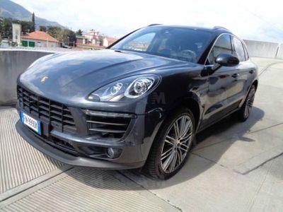 usado Porsche Macan S Diesel del 2017 usata a Albenga