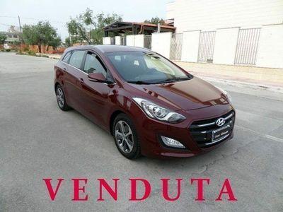 usata Hyundai i30 i30 Wagon 1.6 CRDi 136 CV Go!Wagon 1.6 CRDi 136 CV Go!