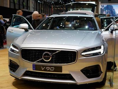 usata Volvo V90 Inscription D4 190ps/140kw Aut. 8 2021 D4 190ps...