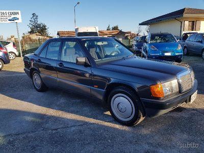 """gebraucht Mercedes 190 2.0 """"unico proprietario"""""""