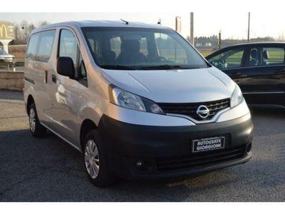 usado Nissan Evalia 1.5 dci 8v 90 cv acenta euro 5b 7 posti diesel