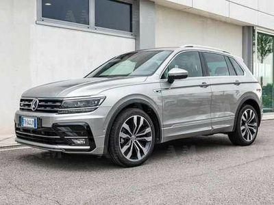 gebraucht VW Tiguan Allspace 2.0 TDI SCR DSG 4MOTION Advanced BMT del 2018 usata a Venezia