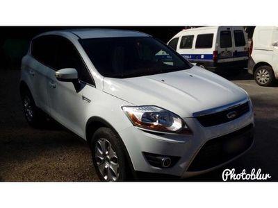 usata Ford Kuga 2.0 TDCI 140 CV 4WD
