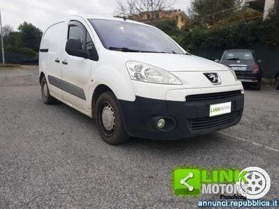 usado Peugeot Partner Usata Diesel Trani