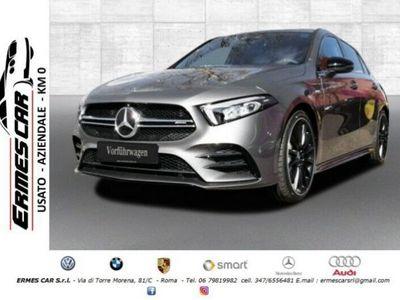 "usata Mercedes A35 AMG 4Matic 19""PANORAMA NAVI FULL"