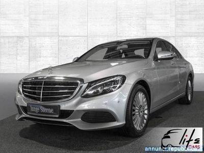 używany Mercedes C200 d Sport