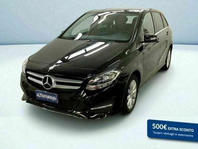 usata Mercedes B160 CLASSE Bd (cdi) Executive FL E6