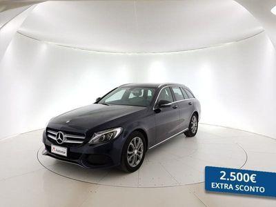 usata Mercedes 200 CLASSE C C SWd (BT) Sport auto