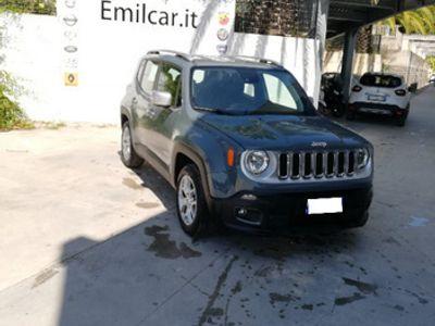 usado Jeep Renegade 1.6 Mjt 120 CV Limited