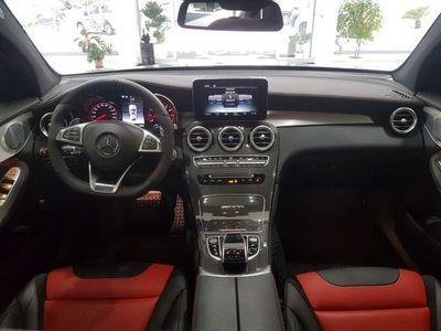 usata Mercedes GLC63 AMG S 4 matic V8 Biturbo 2018