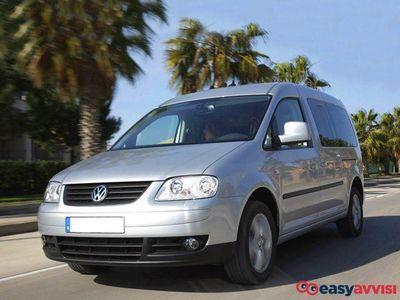 brugt VW Caddy Maxi 2.0 TDI 140CV 5p. Life DPF