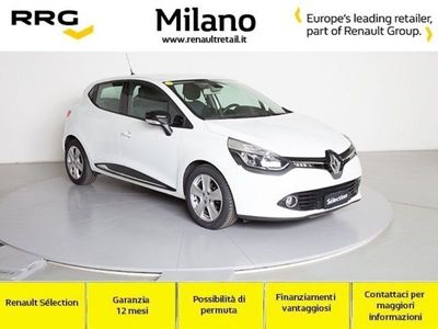 gebraucht Renault Clio dCi 8V 90CV Start&Stop 5 porte Energy Duel