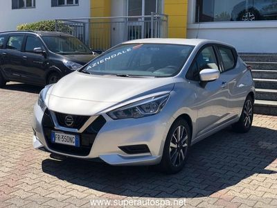 gebraucht Nissan Micra NUOVA IG-T 90 ACENTA - AD