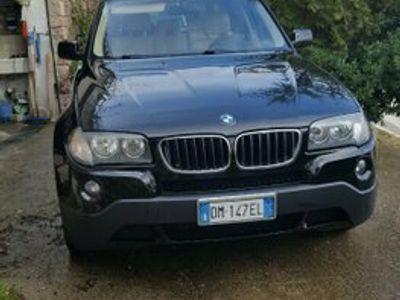 usata BMW X3 150 cv fine 2006