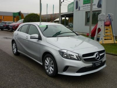 gebraucht Mercedes A160 D AUTOMATIC BUSINESS 176 F.L.