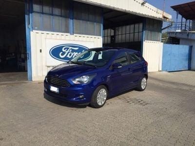 usata Ford Ka Plus 1.2 Ti-VCT del 2017 usata a Pavone Canavese
