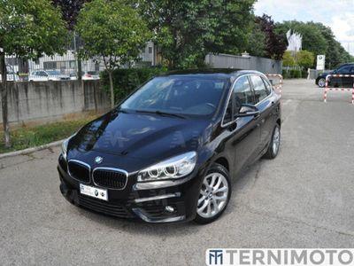 usata BMW 218 Serie 2 Active Tourer d Advantage del 2017 usata a Terni