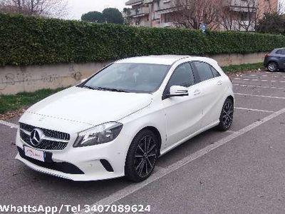 usata Mercedes A220 d Automatic 4Matic Sport