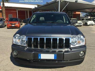 usata Jeep Grand Cherokee 3.0 V6 CRD Limited