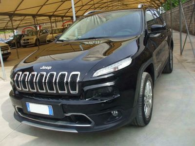 used Jeep Cherokee 2.2 Mjt II 4WD Active Drive LIMITED (PROMO OUTLET)