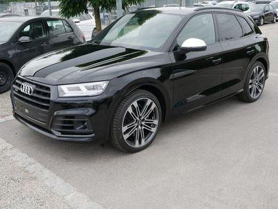usata Audi SQ5 Tdi Dpf Quattro * Ahk * Panorama * Leder * 21 Zoll * Navi Plus * Standheizung