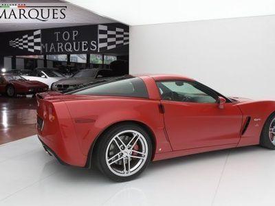 usata Corvette Z06 Z06 C6 7.0 V8 Coupé