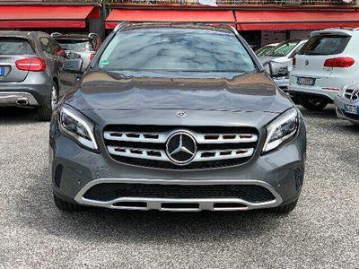 usata Mercedes GLA200 PRONTA CONSEGNA AUT. SPORT GAR. UFFCIALE
