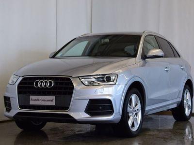usado Audi Q3 2.0 TDI 150 CV Sport del 2015 usata a Assago