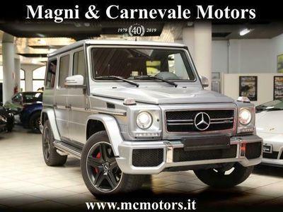 usata Mercedes G63 AMG AMG IVA ESPOSTA - UNIPROP. - UFFICIALE ITALIA -IVA ESP