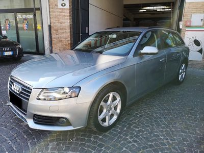 usata Audi A4 Avant 2.0 TDI 170CV F.AP. qu. Amb.