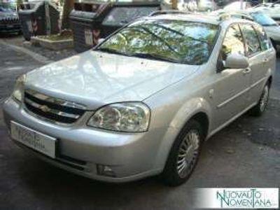 usata Chevrolet Nubira 1.6 16V Station Wagon SX GPL