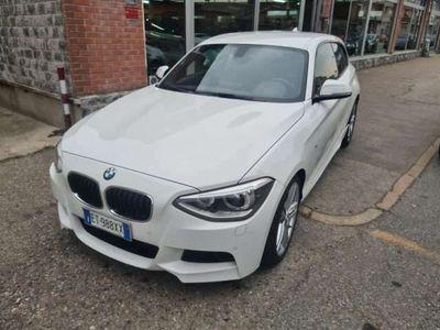 usata BMW 125 d 3p. Msport auto