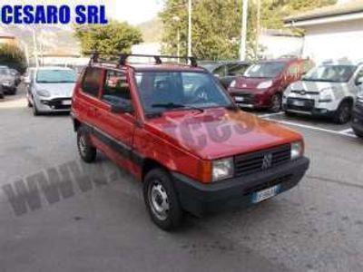 usata Fiat Panda 4x4 1100 i.e. cat Van