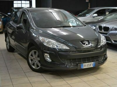 usata Peugeot 308 2.0 HDi 5p. Tecno (fnos) DV830FV