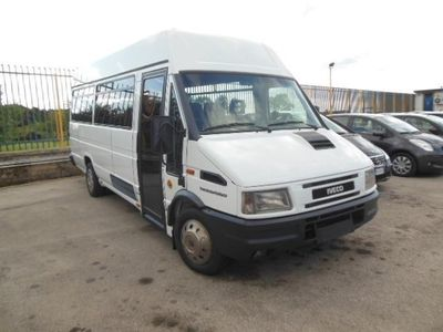 usata Iveco Daily 45-12 Minibus 19 Posti By Orlandi Porta Elettrica Usato