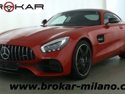 second-hand Mercedes AMG GT Burmester - Tetto Panoramico