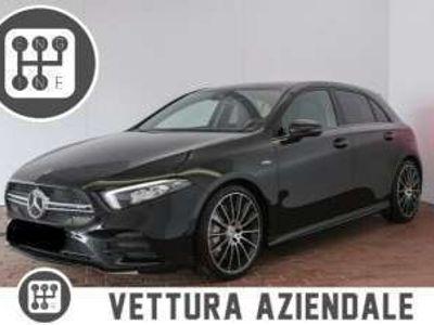 usata Mercedes A35 AMG 4M*02/2019*Pacchetto Night AMG* Benzina