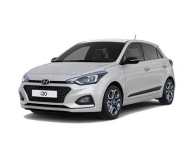 brugt Hyundai i20 1.2 mpi Connectline 75cv 5p