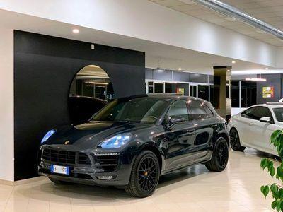 usata Porsche Macan 3.0 GTS ITALIA/UNICA/SERVICE /STRAFULL/PER