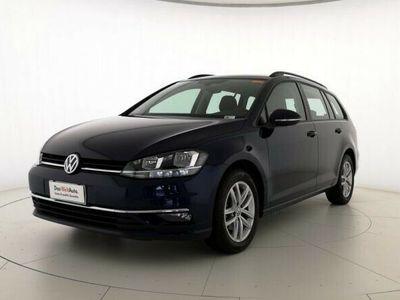 usata VW Golf Variant 1.6 TDI 115 CV Business BlueMotion Technology