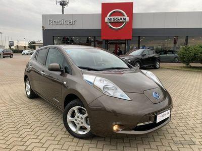 usata Nissan Leaf Acenta 30KWh KM CERTIFICATI