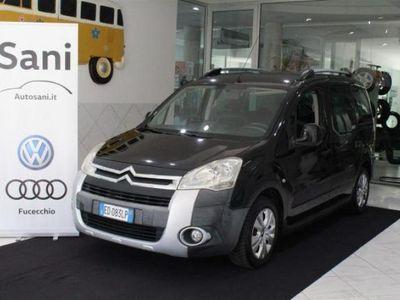 used Citroën Berlingo 1.6 8V HDi 110CV FAP Theatre Unico Proprietario